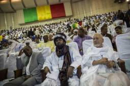 Peace accord criticized as Malians go to the polls