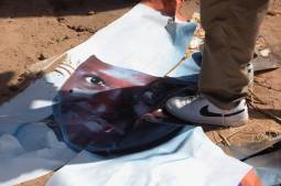 """""""Many options"""" to bring Jammeh to justice, says murdered Gambian journalist's son"""