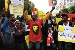 Mobilizing for social justice: Black Tunisian activism in transitional justice