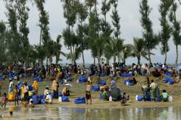 La revue de la semaine : la CPI veut s'occuper des Rohingyas, les anciens chefs de guerre libériens aux abois