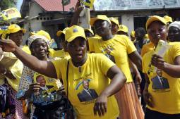PRESIDENTIAL ELECTIONS AMID TENSION IN GUINEA