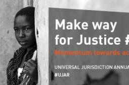 Fight against impunity for mass crimes becomes more universal