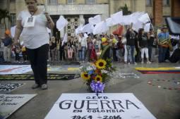 La semaine de la justice transitionnelle : Bemba condamné, la paix en Colombie