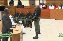 Un survivant de Hissène Habré à la barre…     « Je me suis senti plus grand quand j'ai témoigné »
