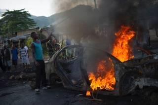 """Burundi :  le risque d'une """"spirale de violence"""""""