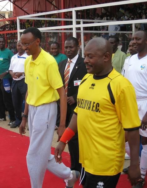 Rwanda Burundi : rivaux et indissociables