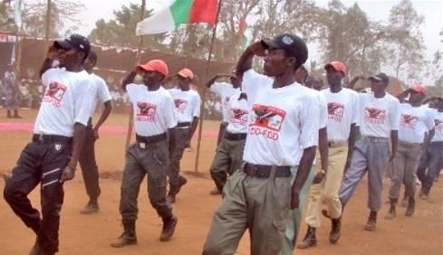 BURUNDI'S PRO-NKURUNZIZA YOUTH ACCUSED OF SPEARHEADING REPRESSION