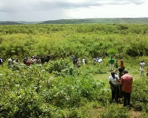 Rwanda : le marais du souvenir