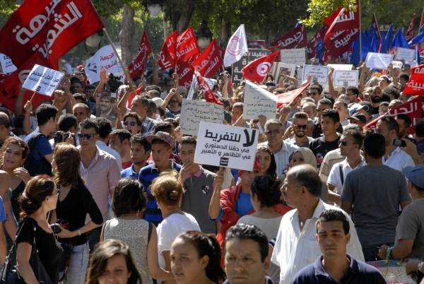 Tunisian anti-corruption efforts seen as disappointing