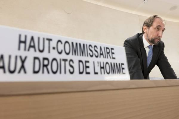 World must act on a litany of crimes, says outgoing Human Rights Commissioner