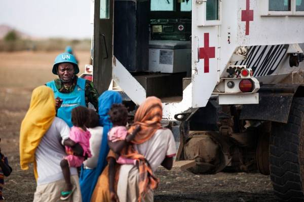 United Nations Under Fire on Darfur