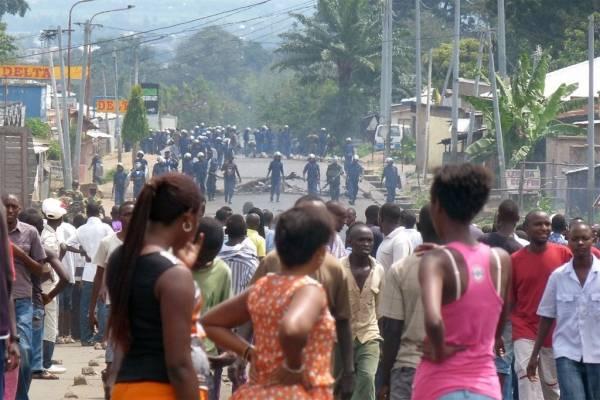Burundi : sanctions américaines contre quatre hauts responsables