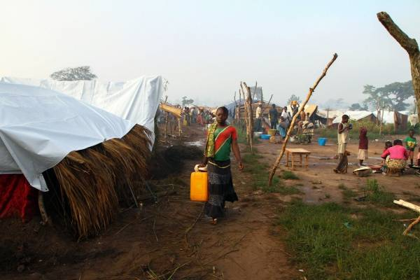 Which court for which crimes in the Central African Republic?