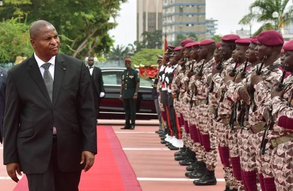 """""""Donors should have been firmer"""" before meeting on Central African Republic"""