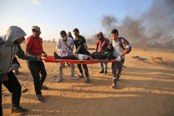 """Palestine to bring Israel before ICC for """"war crimes"""""""