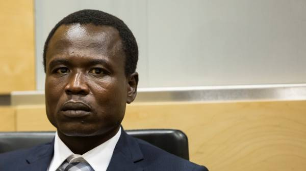 LRA Rebel Commander and Ex-Child Soldier Faces the ICC