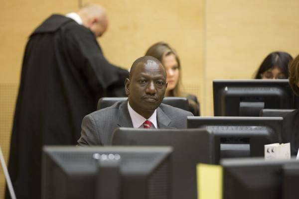 Kenya Parties as ICC Drops Ruto Case