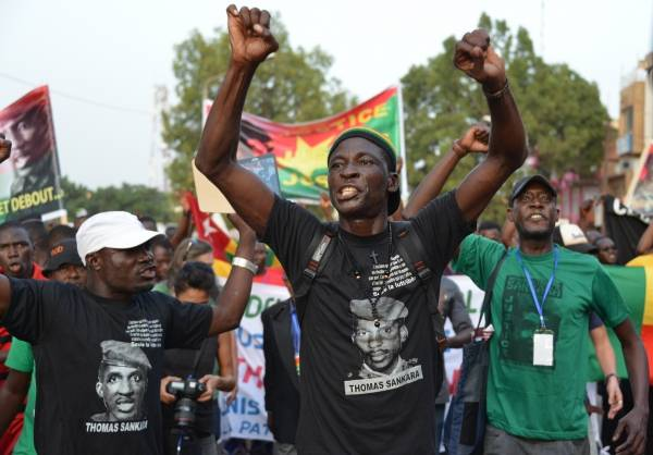 Two years after their uprising, people of Burkina Faso want justice