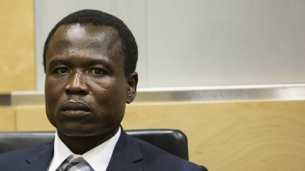 Ugandan ex-rebel leader not mentally ill, experts tell the ICC
