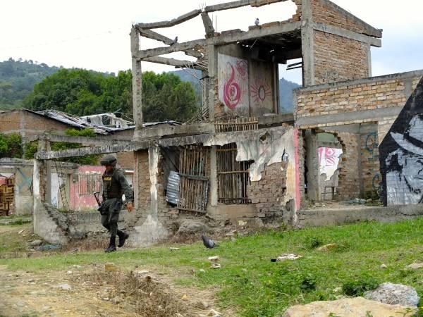 Native Colombians Prepare for Peace