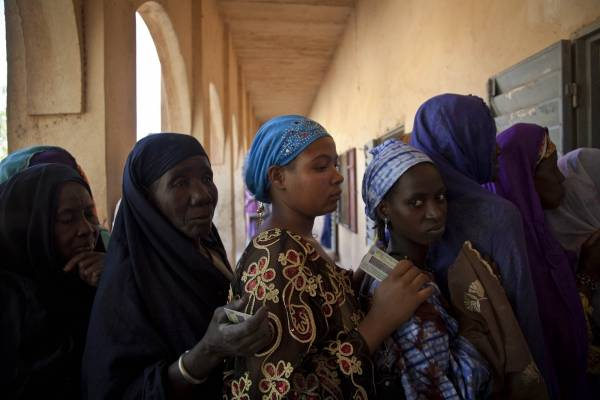 Women Want Bigger Role in Mali Peace Process