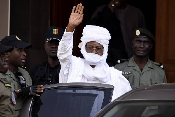 Ex-Chad leader Habre to appeal war crimes conviction