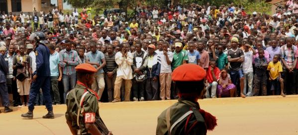 RDC/procès de rebelles ougandais: la société civile dénonce une justice en trompe-l'œil