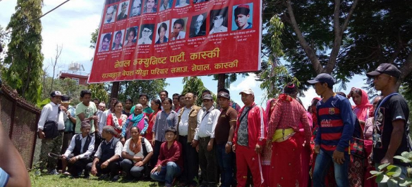 Opinion : Nepal's victims want real results from transitional justice