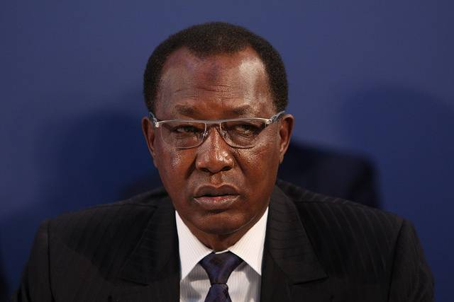 Image result for idriss deby
