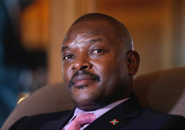 Burundi lawmakers vote to quit ICC