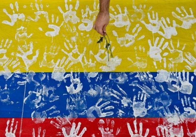 Colombia peace justice