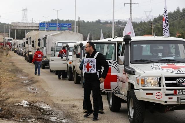 En Syrie, la guerre se joue de l'aide humanitaire, Swissinfo