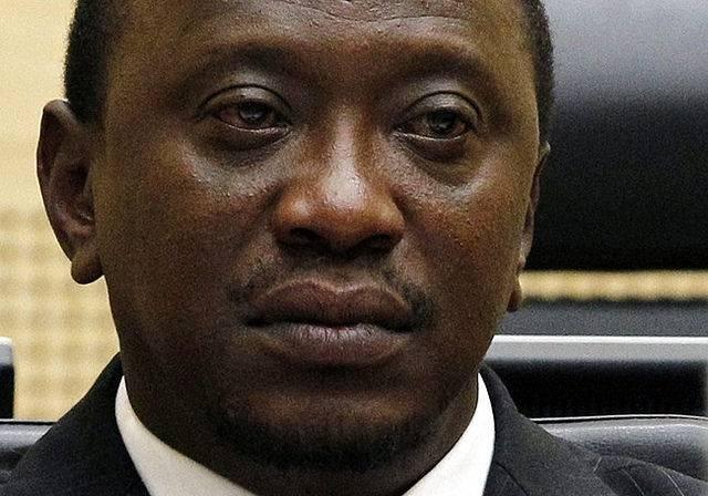 "KENYA ""NON-COOPERATION"" BACK ON ICC AGENDA"