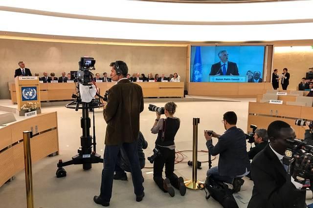 La Suisse fait entendre sa voix particulière au Conseil des droits de l'homme