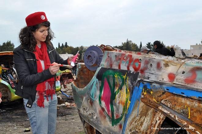 Tunisia: Empowerment through the Arts