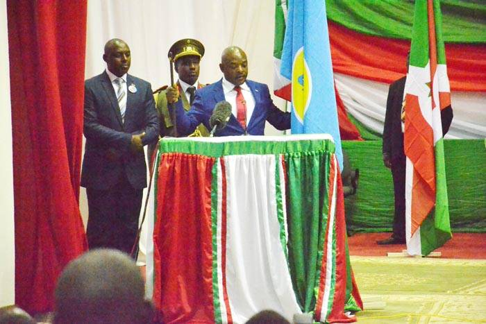 Opinion : Un scénario politiquement incorrect pour le Burundi