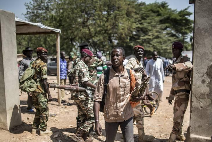 Centrafrique/paix : vers un redéploiement progressif de l'armée nationale