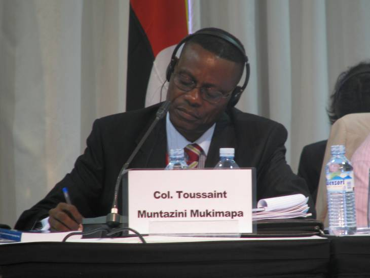 RCA : un colonel juriste congolais nommé procureur de la Cour pénale spéciale