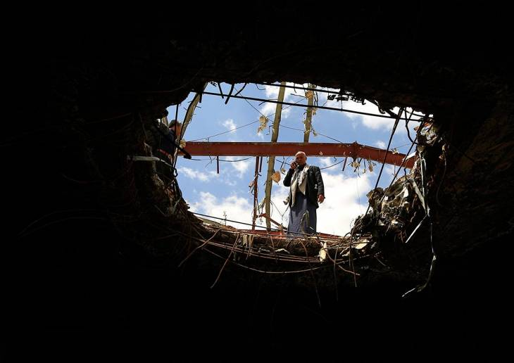 En quête de justice pour les crimes de guerre au Yémen