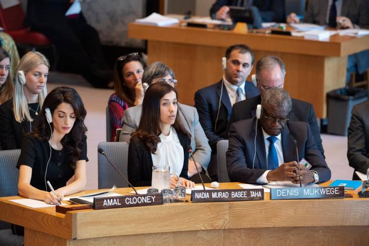 Violence sexuelle en temps de conflit : les bons côtés de la résolution 2467 de l'Onu