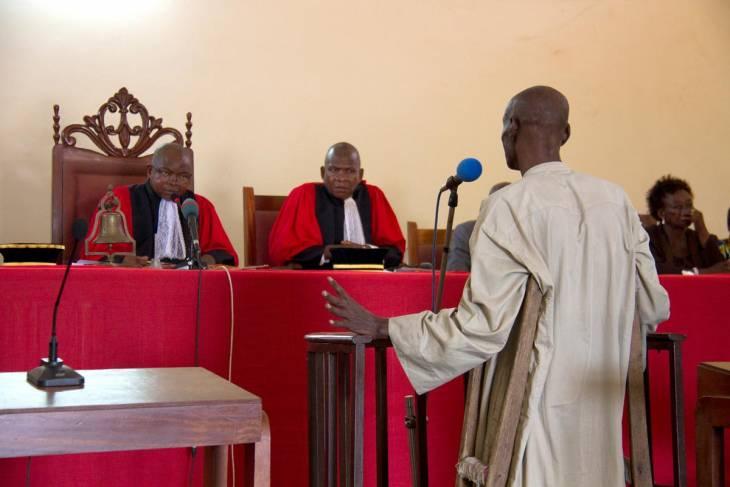À Bangui, la Cour criminelle double la CPI et la CPS