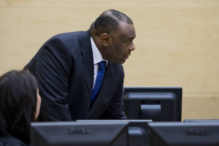18 years in jail for DR Congo's Bemba for war crimes