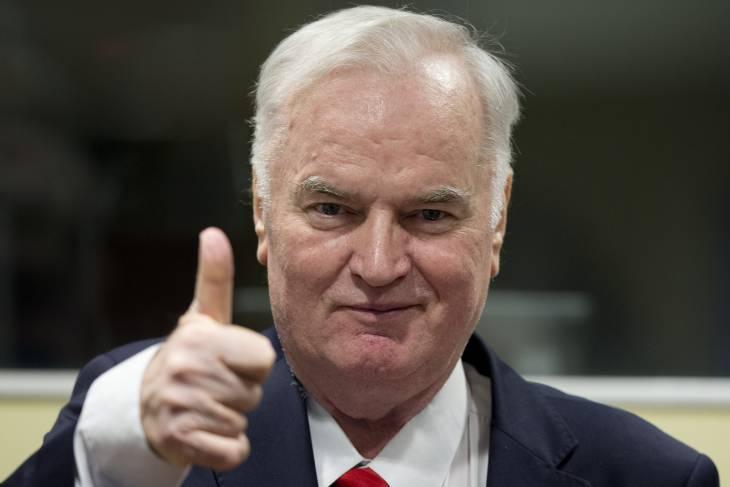 Perpétuité pour Ratko Mladic pour génocide : un verdict exemplaire ?