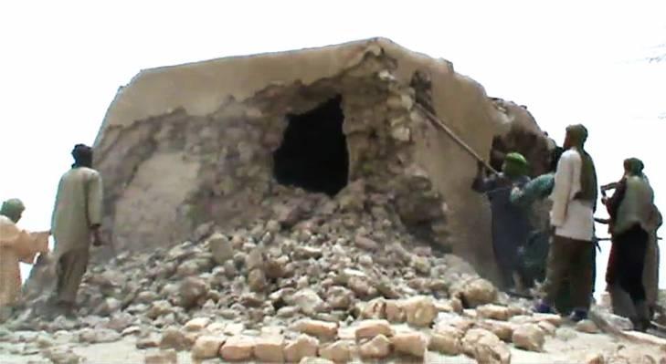 """Syrie, Mali : le """"nettoyage culturel"""" une nouvelle arme de guerre"""