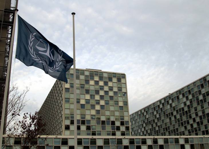 International Criminal Court Gets a New Home
