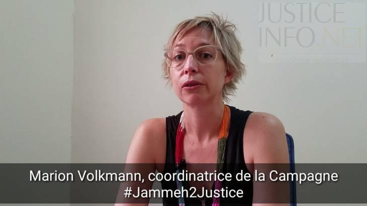 #Jammeh2Justice, une campagne au cœur du dispositif pour les droits des victimes