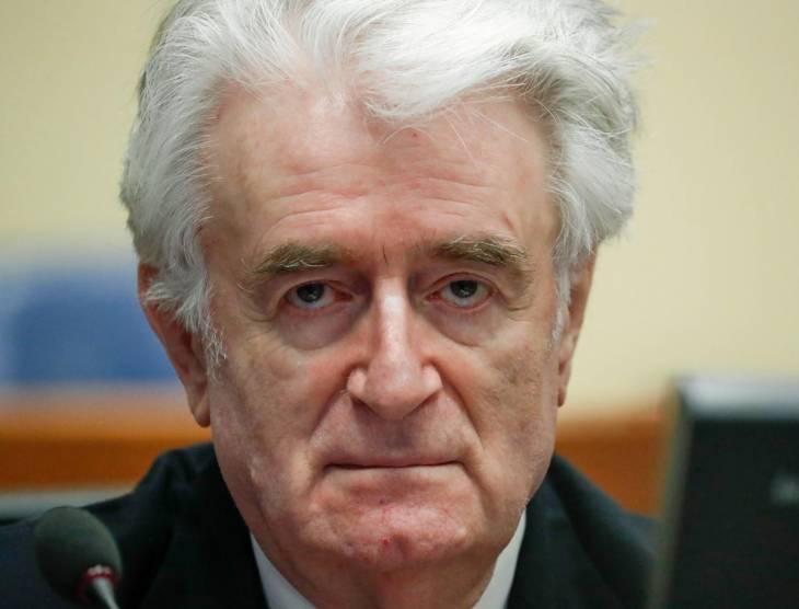 Karadzic : fin d'un méga procès au Tribunal pour l'ex-Yougoslavie