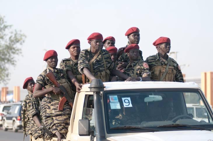 South Sudan's never ending war