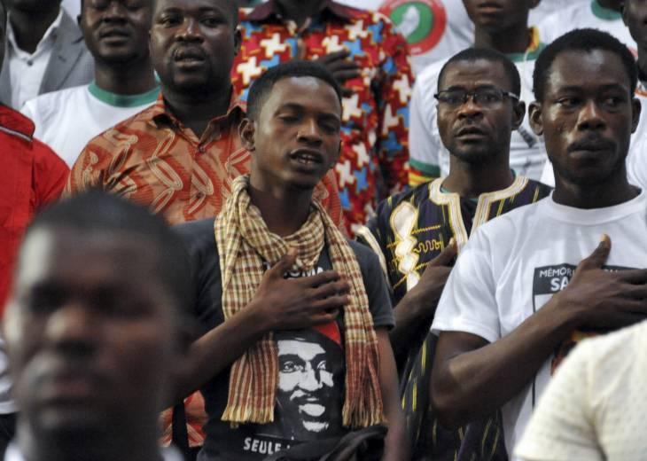 Burkina Faso : quatre questions sur l'assassinat du Président Sankara