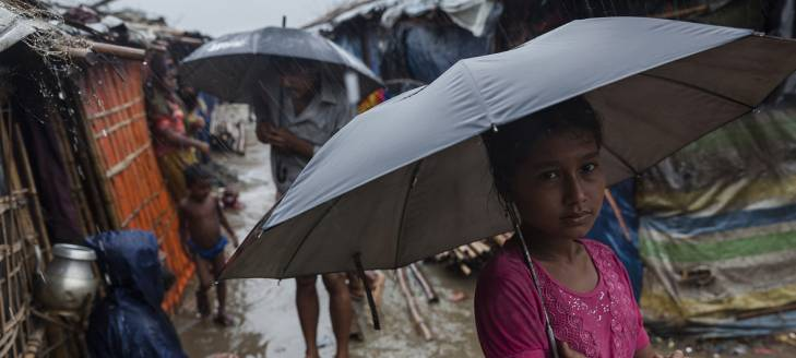 UNICEF warns of 'lost generation' of Rohingya youth, one year after Myanmar exodus